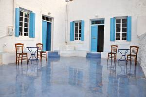 Facilities, Katerina Rooms | Nicolas House | Studios in Milos | Rooms Milos | Milos Accomodation | Milos | Cyclades | Greece